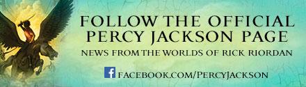 Percy Jackson Facebook Page