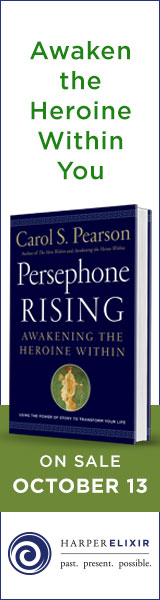 Harper Elixer: Persephone Rising by Carol Pearson