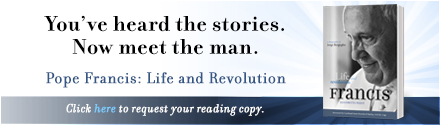Loyola Press: Pope Francis: Life and Revolution by Elisabetta Pique