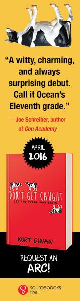 Sourcebooks Fire: Don't Get Caught by Kurt Dinan