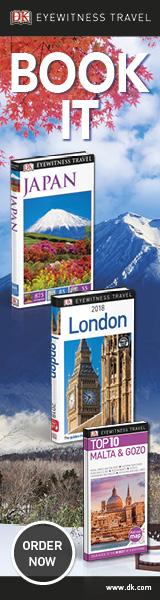 DK: Eyewitness Travel 25th Anniversary