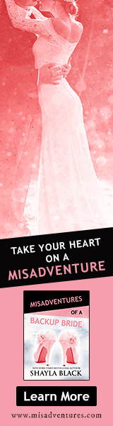 Waterhouse Press: Misadventures of a Backup Bride by Shayla Black