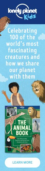 Lonely Planet Kids: The Animal Book