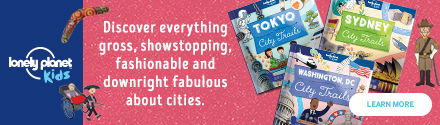 Lonely Planet Kids: City Trails Series