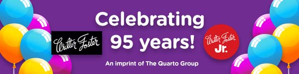 Walter Foster Publishing: Celebrating 95 Years!