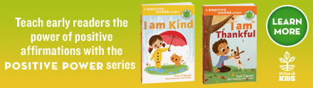 Rodale Kids: I Am Kind / I Am Thankful (Positive Power Series) by Suzy Capozzi, illustrated by Eren Unten