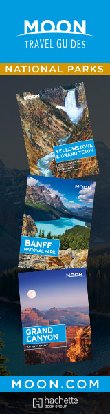 Moon Travel Guides: National Parks - Guiding Travelers for 45 Years