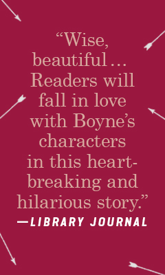 Hogarth Press: The Heart's Invisible Furies by John Boyne