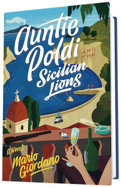 Houghton Mifflin: Auntie Poldi and the Sicilian Lions by Mario Giordano