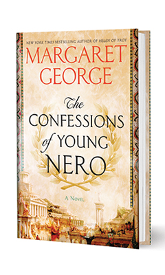Berkley Books: The Confessions of Young Nero by Margaret George