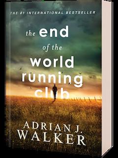 Soourcebooks Landmark: The End of the World Running Club by Adrian Walker