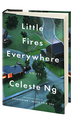 Penguin Press: Little Fires Everywhere by Celeste Ng