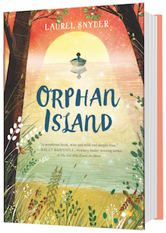 Walden Pond Press: Orphan Island by Laurel Snyder