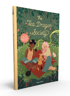 Oni Press: The Tea Dragon Society by Katie O'Neill