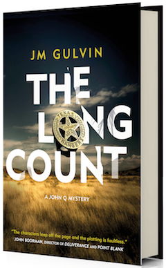 Faber & Faber: The Long Count: A John Q Mystery by JM Gulvin