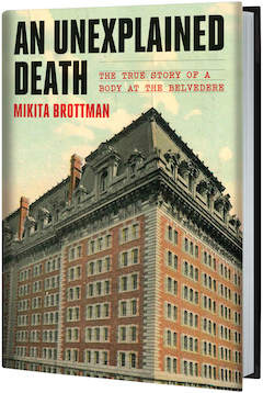 Henry Holt: An Unexplained Death by Mikita Brottman