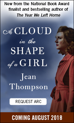 Simon & Schuster: A Cloud in the Shape of a Girl by Jean Thompson
