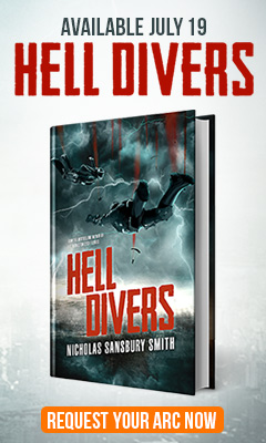 Blackstone Publishing: Hell Divers by Nicholas Sansbury Smith