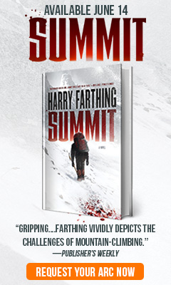 Blackstone: Summit by Harry Farthing
