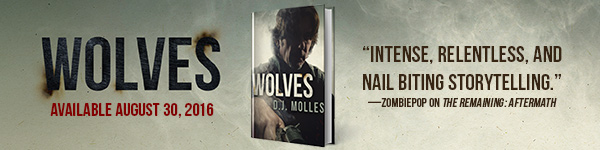 Blackstone: Wolves by D.J. Molles