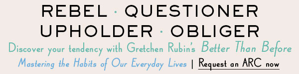 Crown: Better Than Before by Gretchen Rubin