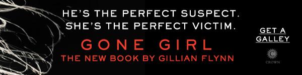 Crown: Gone Girl by Gillian Flynn