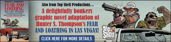 Top Shelf: Fear and Loathing in Las Vegas