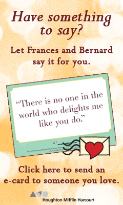 HMH: Frances and Bernard by Carlene Bauer
