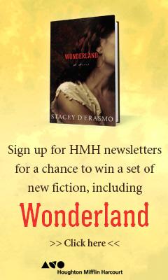 Houghton Mifflin Harcourt: Wonderland by Stacey D'Erasmo