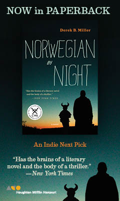 Mariner Books: Norwegian by Night by Derek B. Miller
