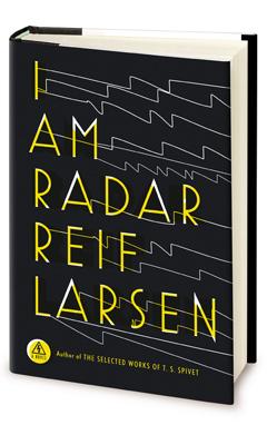 Penguin Press: I Am Radar by Reif Larsen