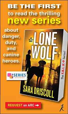 Kensington: Lone Wolf by Sara Driscoll