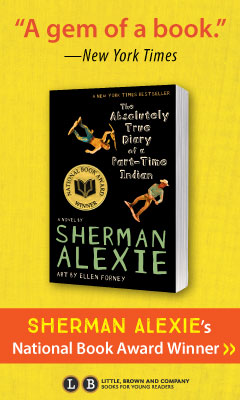 Little, Brown Books for Young Readers: Absolutely True Diary of a Part-Time Indian by Sherman Alexie