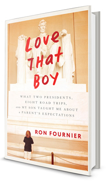 Harmony: Love That Boy by Ron Fournier