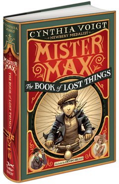 Alfred A. Knopf Books for Young Readers: Mister Max by Cynthia Voigt