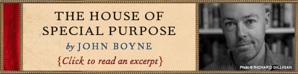 Other Press: The House of Special Purpose by John Boyne