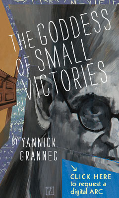 Other Press: The Goddess of Small Victories by Yannick Grannec