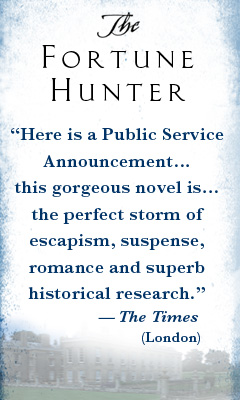 St. Martin's: The Fortune Hunter by Daisy Goodwin