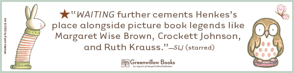 Greenwillow Books: Waiting by Kevin Henkes
