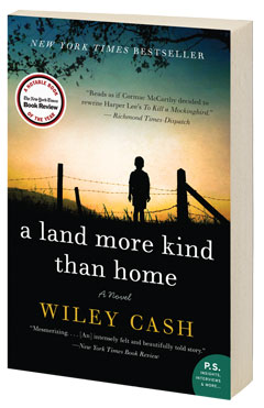 Morrow: A Land More Kind Than Home by Wiley Cash