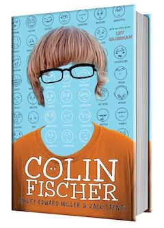 Razorbill Books: Colin Fischer by Ashley Edward Miller and Zack Stentz