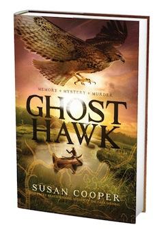 Margaret K. McElderry Books: Ghost Hawk by Susan Cooper