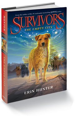 HarperCollins: Survivors by Erin Hunter