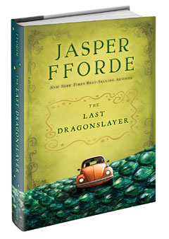 Harcourt Children's Books: The Last Dragonslayer by Jasper Fforde