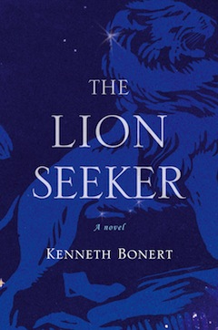 Houghton Mifflin Harcourt: The Lion Seeker by Kenneth Bonert