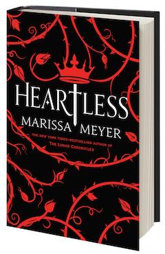 Feiwel & Friends: Heartless by Marissa Meyer