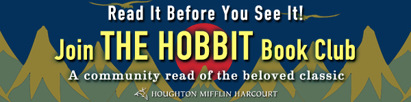 Houghton Mifflin Harcourt: The Hobbit by J.R.R. Tolkien