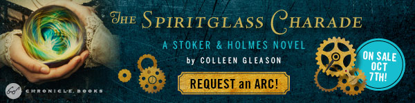 Chronicle Children's: The Spiritglass Charade by Colleen Gleason