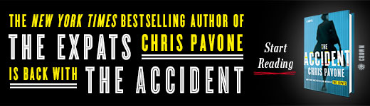 Crown: The Accident by Chris Pavone
