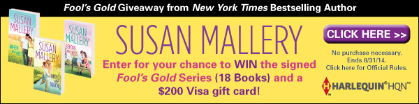 Harlequin: Fool's Gold by Susan Mallery